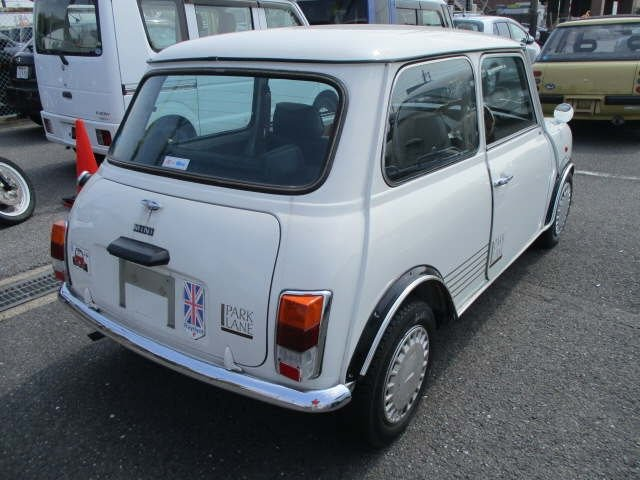 ROVER MINI 1987 MINI 1.0 PARK LANE ONLY 16411 MILES FROM NEW For Sale (picture 4 of 6)