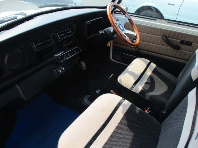 ROVER MINI 1987 MINI 1.0 PARK LANE ONLY 16411 MILES FROM NEW For Sale (picture 5 of 6)