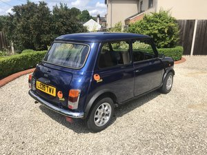 Picture of 1994 Mini Rover Tahiti Blue 1275CC Limited Edition
