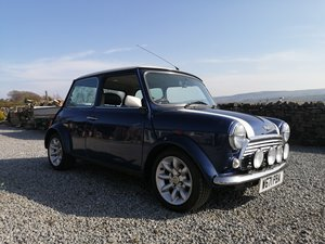 2000 Mini Cooper Sport with 20k miles from new.