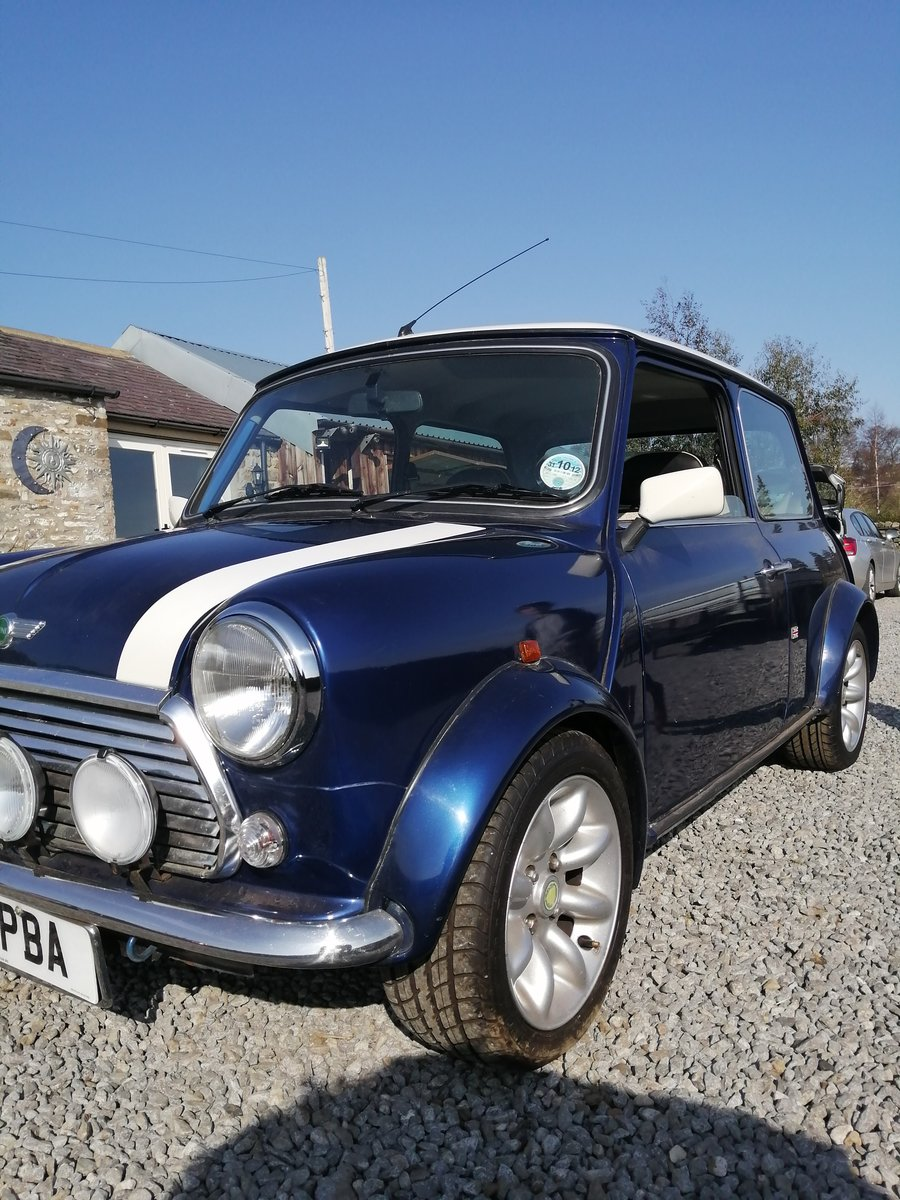 2000 Mini Cooper Sport with 20k miles from new. SOLD (picture 2 of 4)