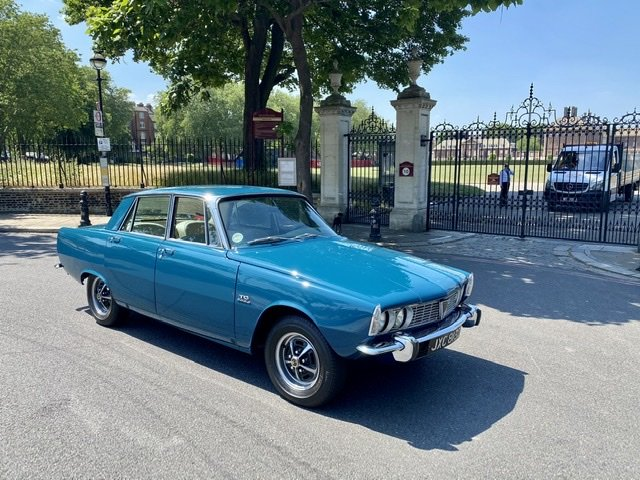 1966 Rover P6B - 3500 Prototype For Sale (picture 1 of 6)