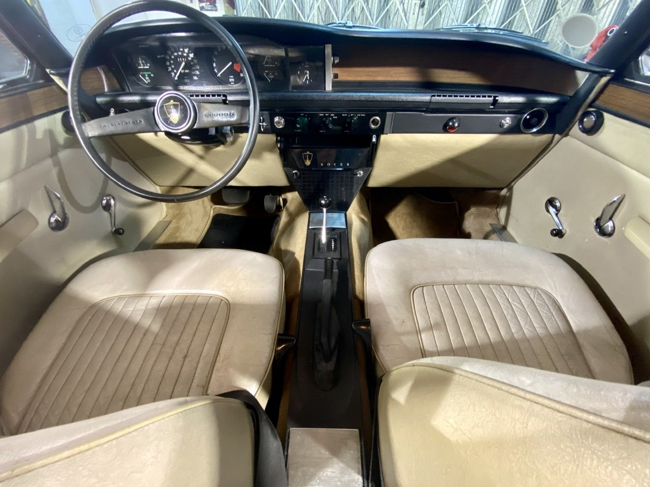 1966 Rover P6B - 3500 Prototype For Sale (picture 3 of 6)