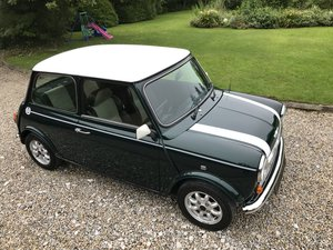 1996 Rover Classic Mini Cooper 1.3i, 1275cc, BRG