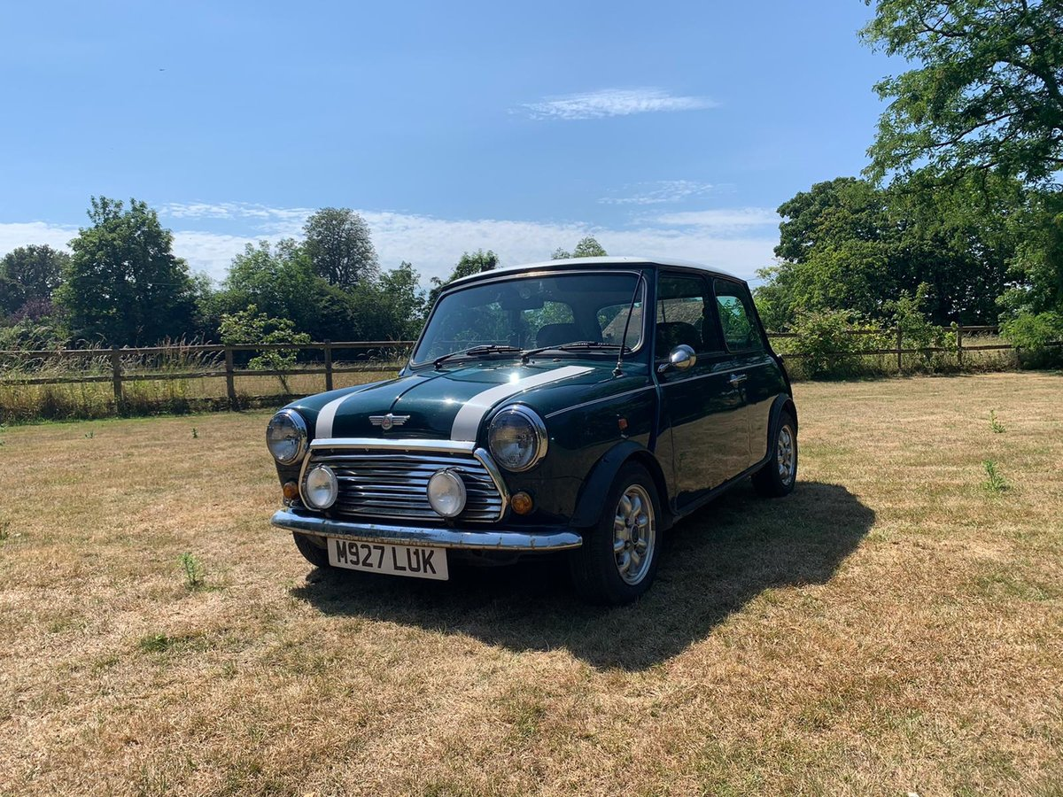 1994 Rover Mini Cooper 1.3i for auction 16th - 17th July SOLD by Auction (picture 1 of 4)