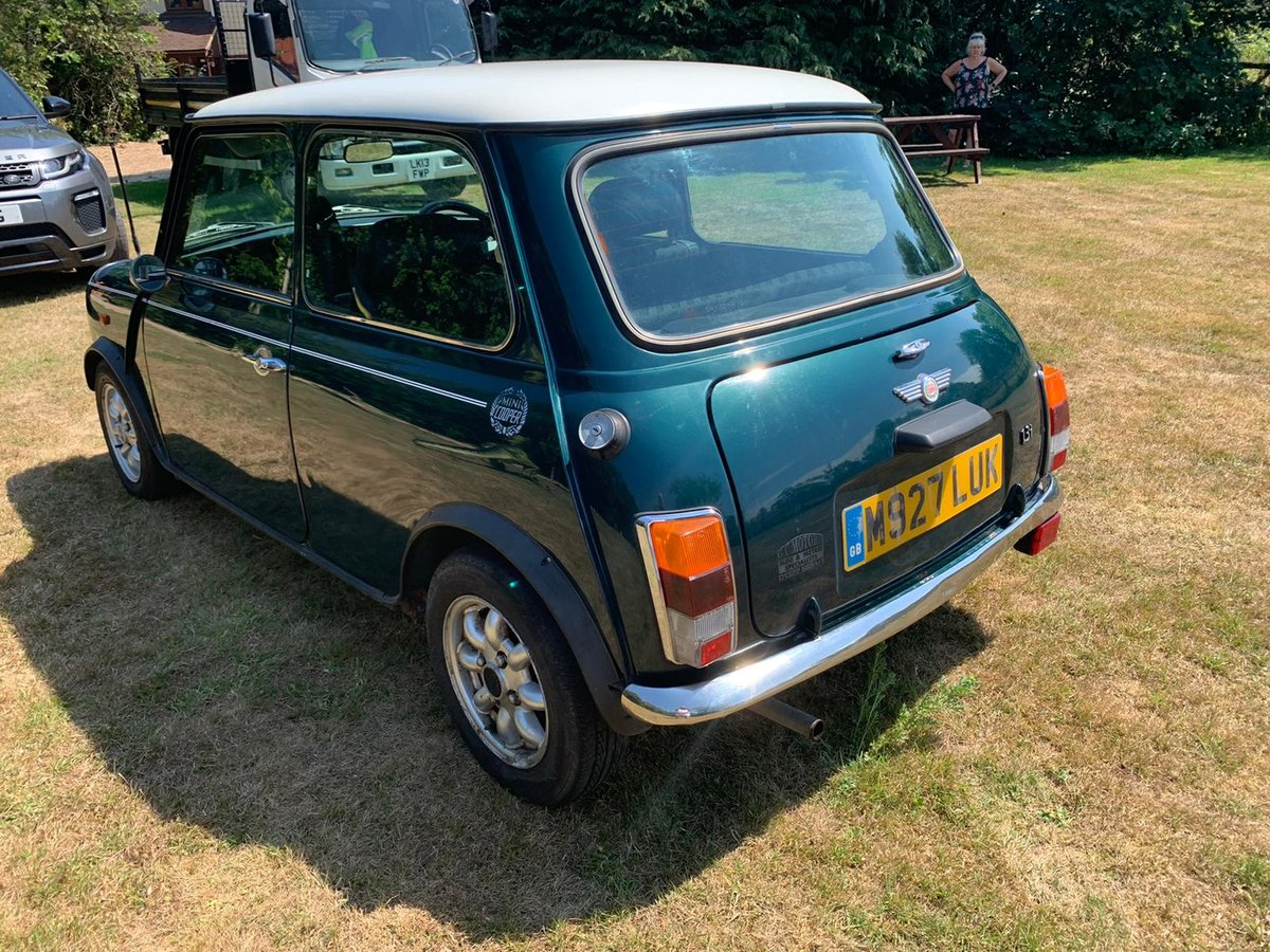 1994 Rover Mini Cooper 1.3i for auction 16th - 17th July SOLD by Auction (picture 2 of 4)