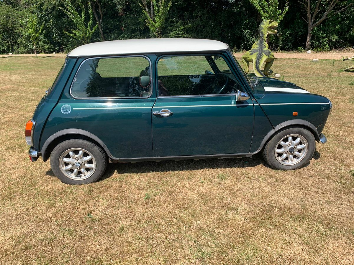 1994 Rover Mini Cooper 1.3i for auction 16th - 17th July SOLD by Auction (picture 3 of 4)