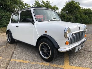 1992 Rover Mini Mayfair. 1000cc. Many extras. Awesome looks.