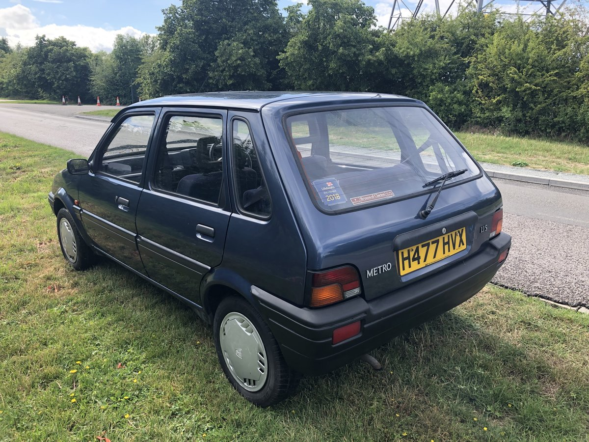 1990 Rover Metro 1.1S ***18,000 miles*** SOLD (picture 2 of 6)