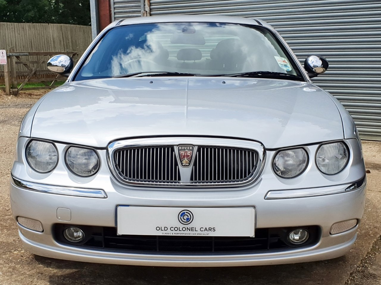 2003 ONLY 34,000 Miles - Rover 75 Connoisseur SE 2.5 V6 - 1 Owner SOLD (picture 1 of 10)