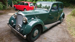 1947 Rover P2 14 6 cylinder 6 light saloon