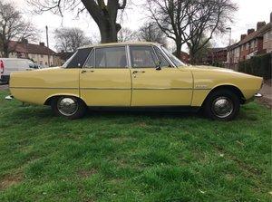 1972 Rover p6 2000 Auto