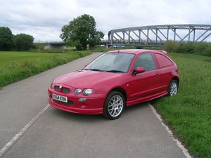 2004  MG Rover 25 Commerce Express Van Very Rare