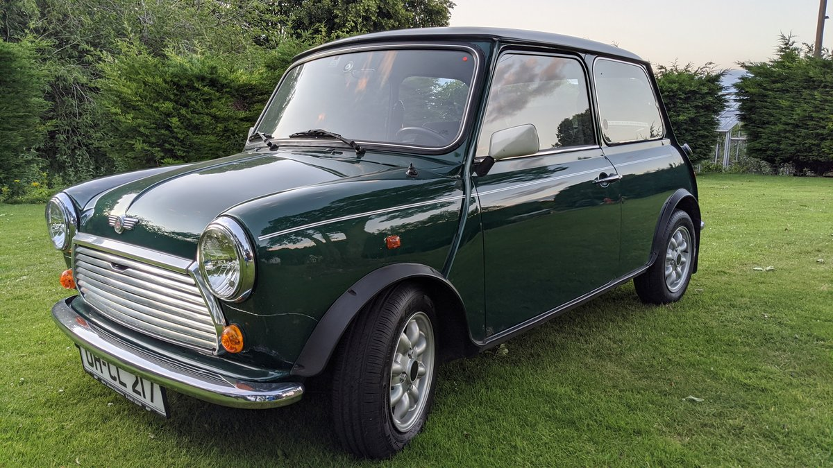 1992 LHD Mini Cooper 1275 carburettor For Sale (picture 1 of 6)