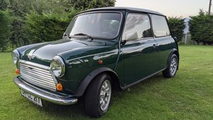 1992 LHD Mini Cooper 1275 carburettor