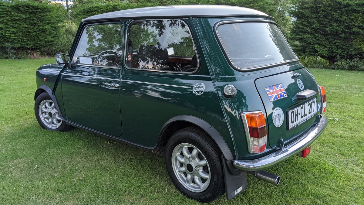 1992 LHD Mini Cooper 1275 carburettor For Sale (picture 2 of 6)