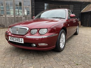 2003 rare car in this condtion barons classic auctions july 14