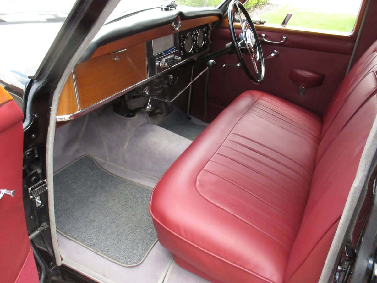 1958 Rover P4 // Low millage For Sale (picture 5 of 6)