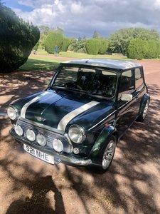 Classic Rover Mini Cooper