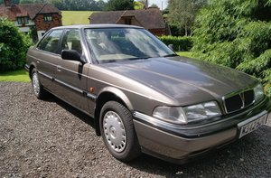 1995 ROVER 820I 4 DOOR SALOON
