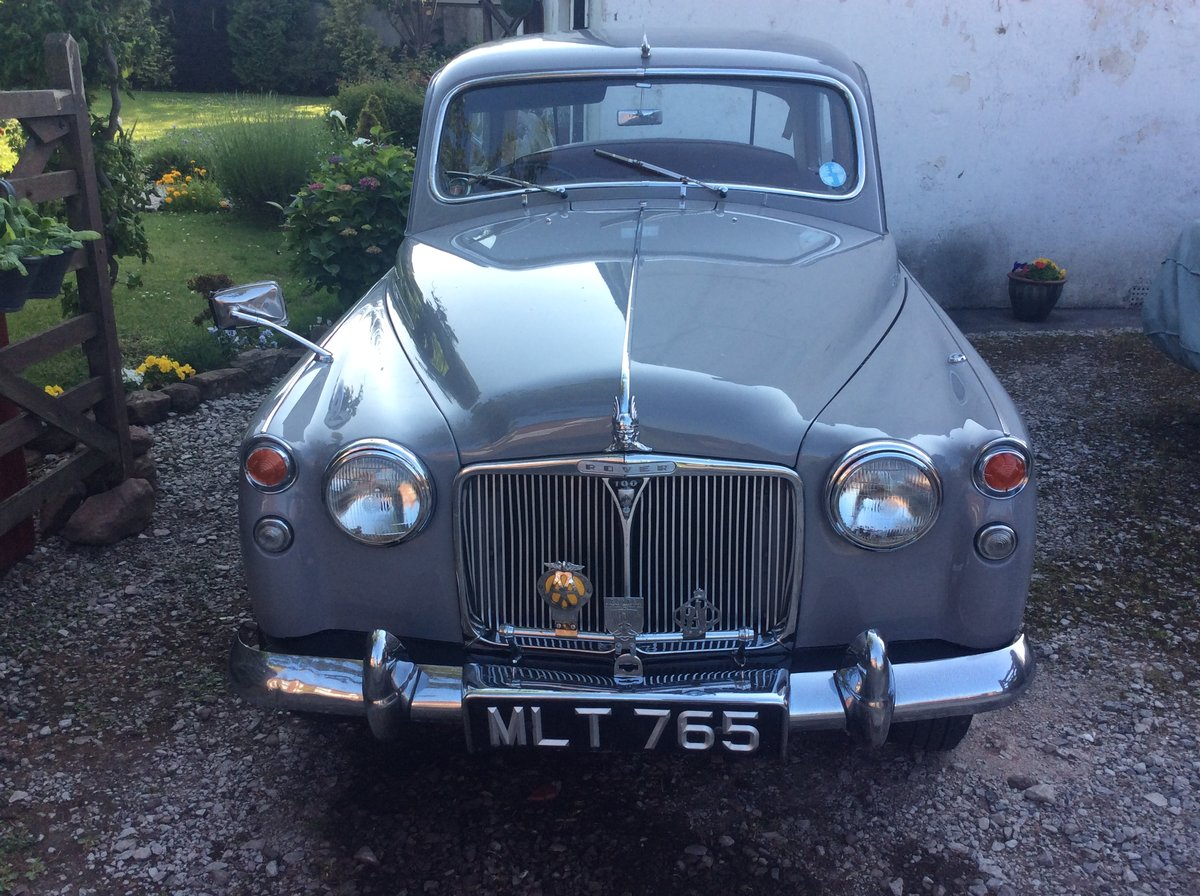 1961 Rover P4 100  For Sale (picture 1 of 6)