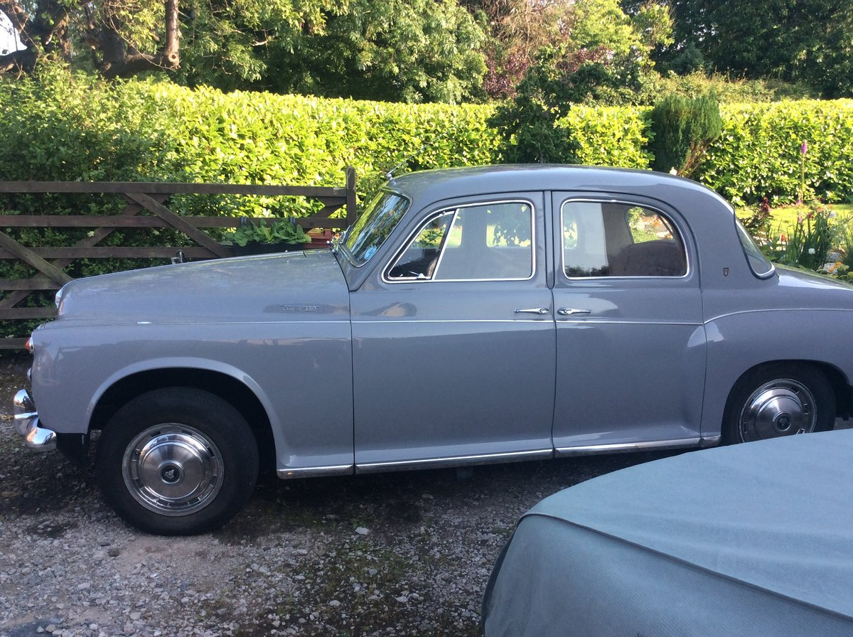 1961 Rover P4 100  For Sale (picture 2 of 6)