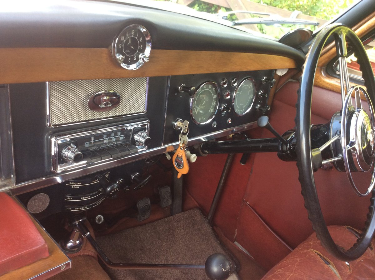 1961 Rover P4 100  For Sale (picture 3 of 6)