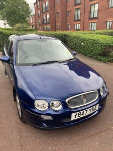 2001 V low mileage Rover 25