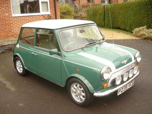 1996 Mini cooper 35 anniversary classic cars For Sale