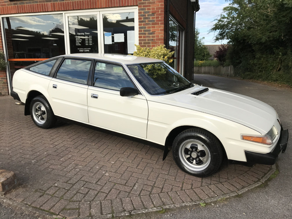 1979 ROVER SD1 2600 MANUAL (Just 55,000 miles from new) SOLD (picture 1 of 1)