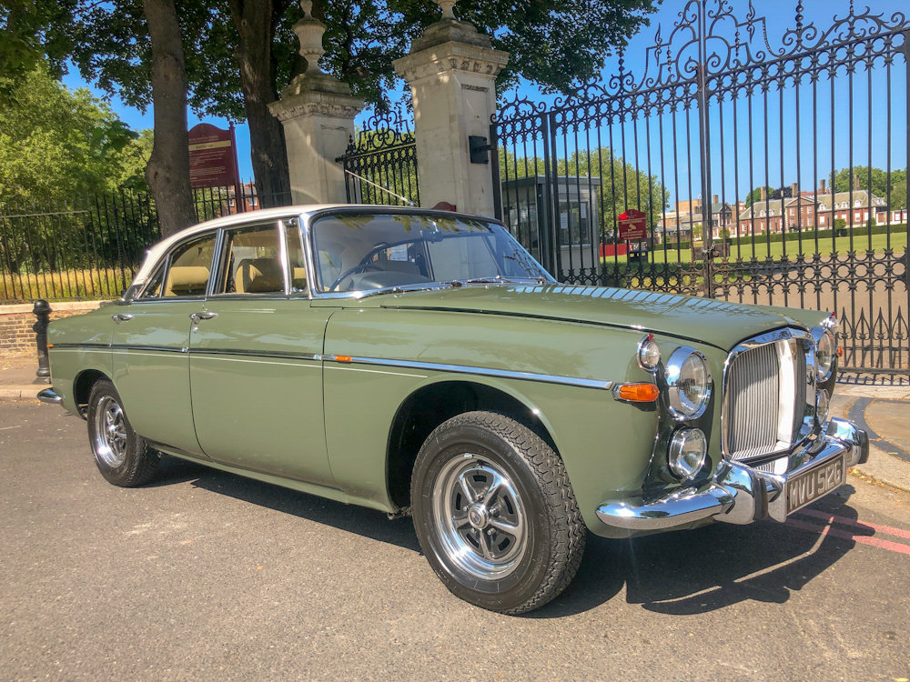 1969 Rover P5B For Sale (picture 2 of 24)