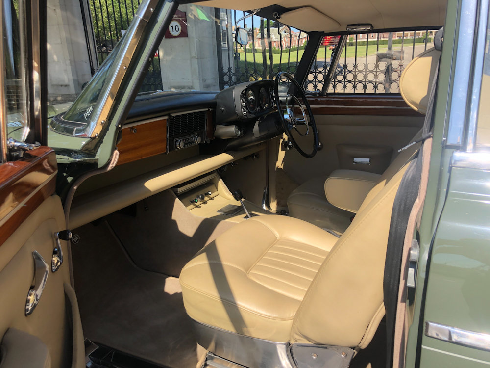 1969 Rover P5B For Sale (picture 3 of 24)
