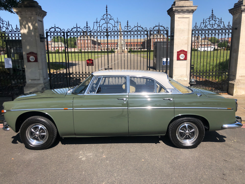 1969 Rover P5B For Sale (picture 5 of 24)