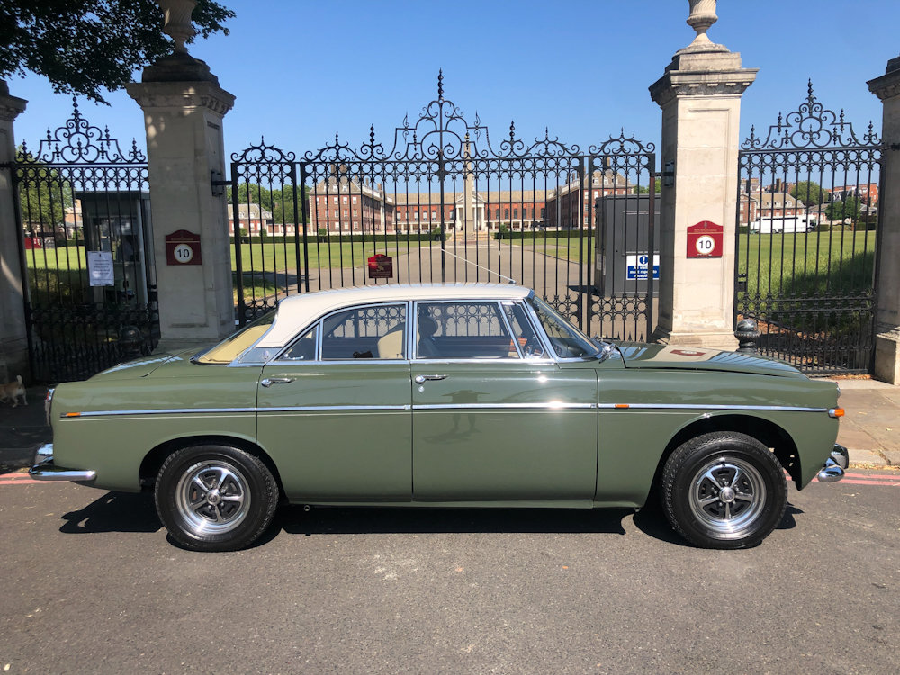 1969 Rover P5B For Sale (picture 6 of 24)