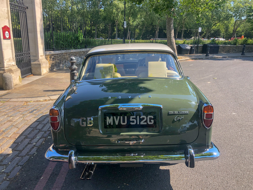1969 Rover P5B For Sale (picture 9 of 24)