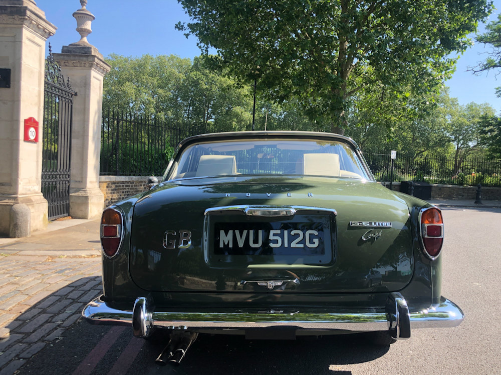 1969 Rover P5B For Sale (picture 10 of 24)
