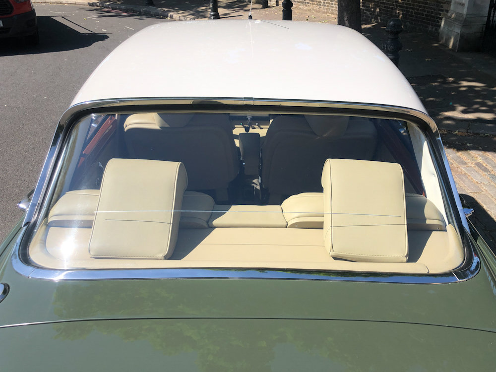 1969 Rover P5B For Sale (picture 11 of 24)