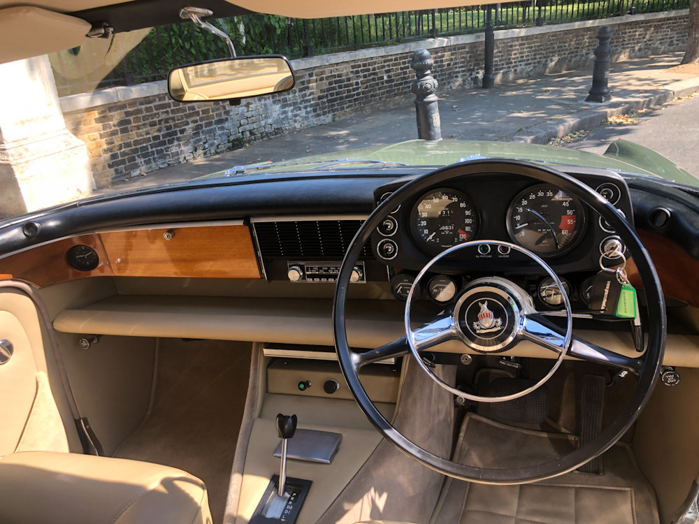 1969 Rover P5B For Sale (picture 12 of 24)