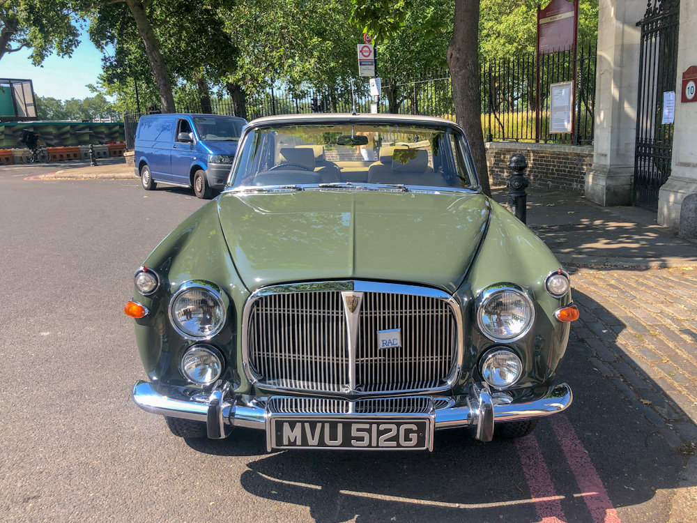 1969 Rover P5B For Sale (picture 17 of 24)