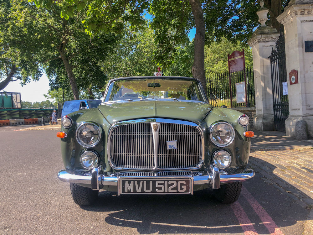 1969 Rover P5B For Sale (picture 18 of 24)