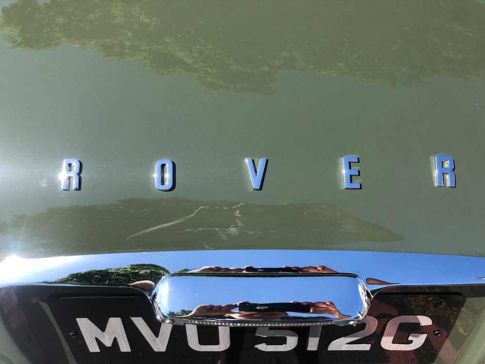 1969 Rover P5B For Sale (picture 24 of 24)