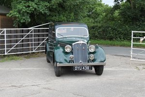 1937 Rover 12 Six Light Saloon - 21300 miles and original