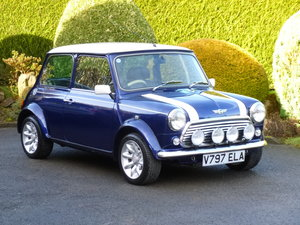 1999 Rover Mini Cooper Sport V797 ELA For Sale