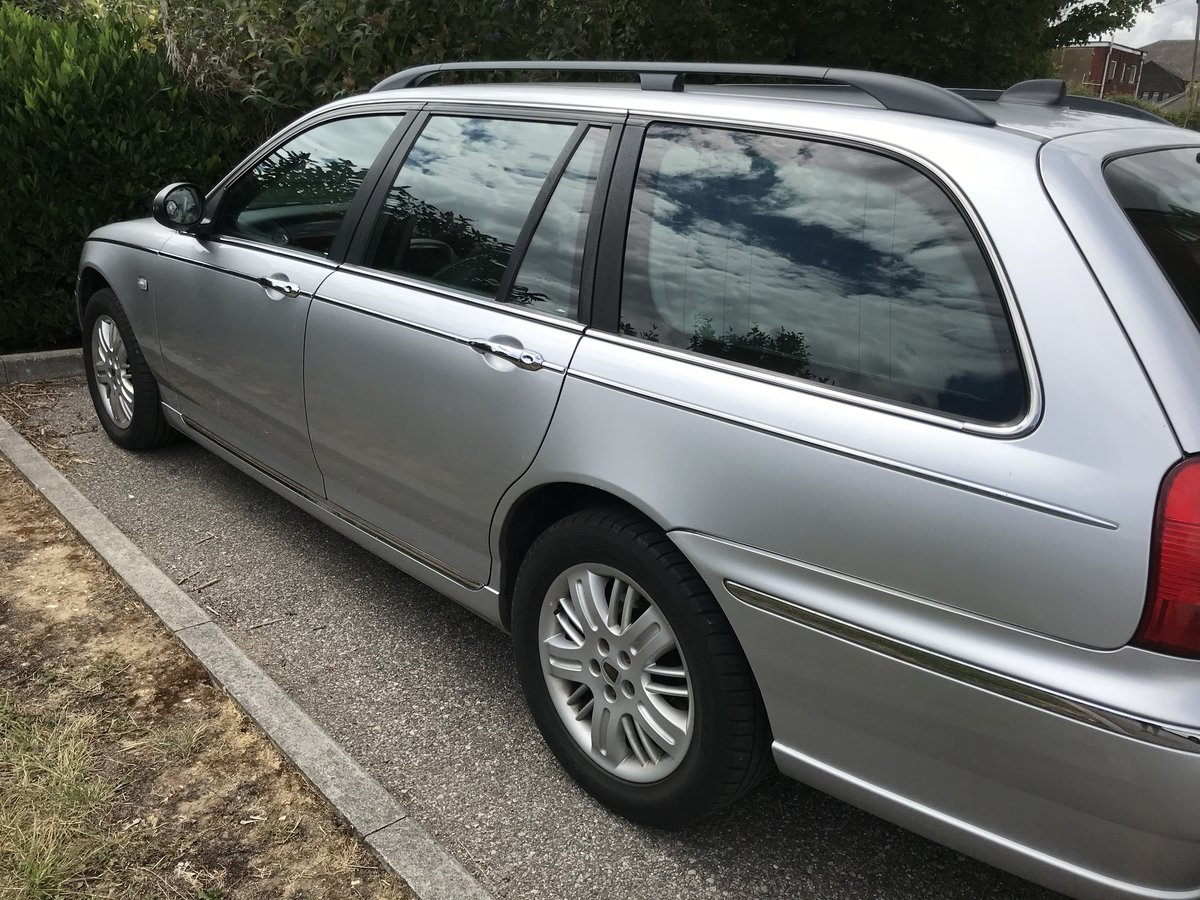 2003 Rover 75 tourer diesel SOLD (picture 1 of 5)