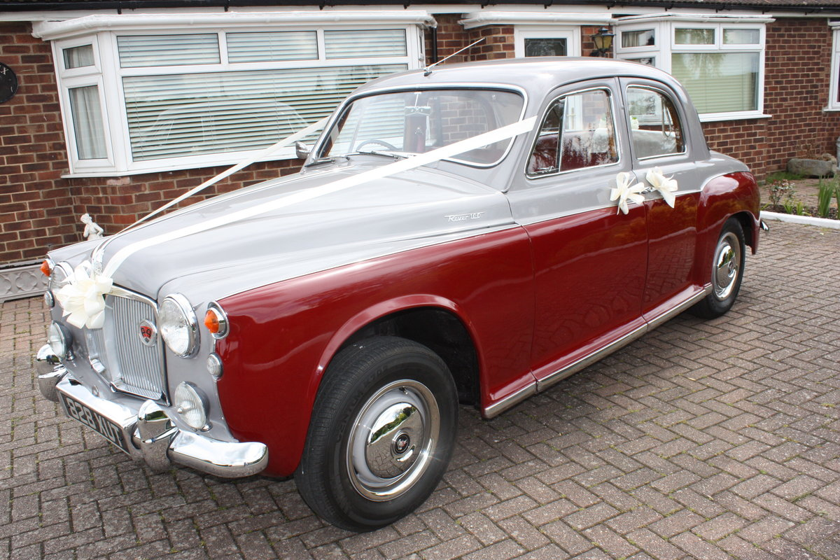 1963 Rover P4-100 SOLD (picture 2 of 6)