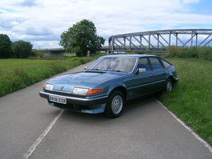 1985 Rover SD1 2600 S Automatic