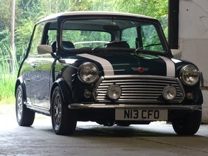 1995 Rover Mini Cooper 1.3 Si For Sale by Auction