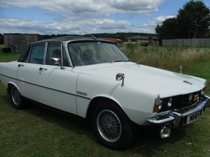Rover p6 3500 auto