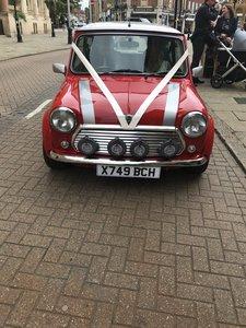 Reduced. Mini Cooper Sport 2000
