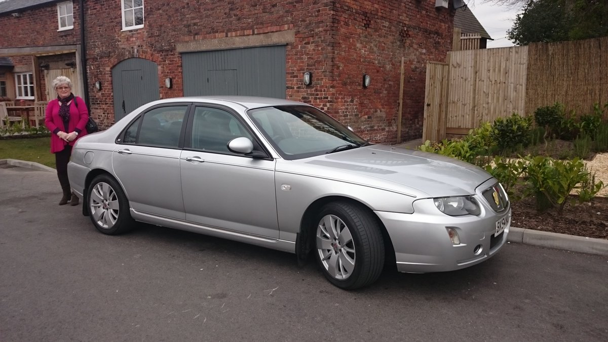 Rover 75 Contemporary SE A real show stopper